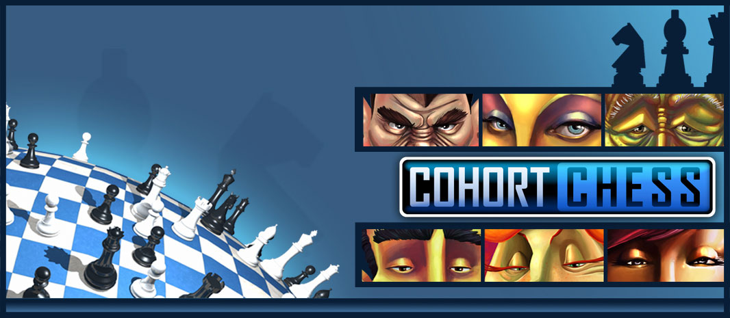 Cohort Chess!  Out Now!